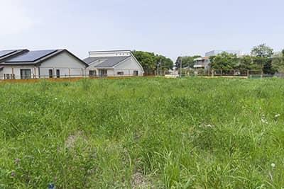 買取強化中の静岡市の土地