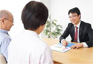 お店もスタッフも静岡県密着!豊富なエリア情報を基に適正価格のアドバイス!